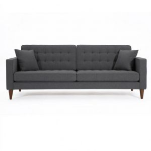 Duke Sofa In Ash Grey