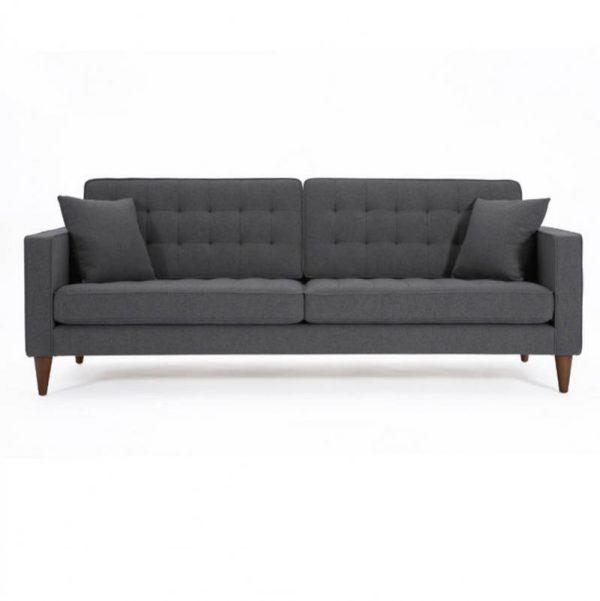 Duke Sofa In Ash Grey